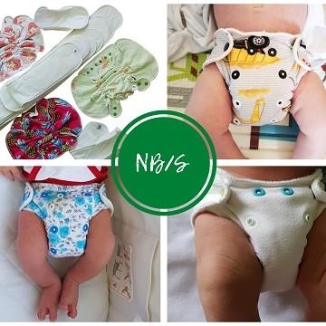 Formowanka bawełna Newborn od Green Pieluszki
