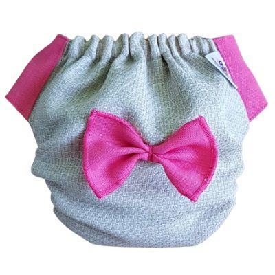 Otulacz Wełniany Lady Pink dla Dziecka od Green Pieluszki
